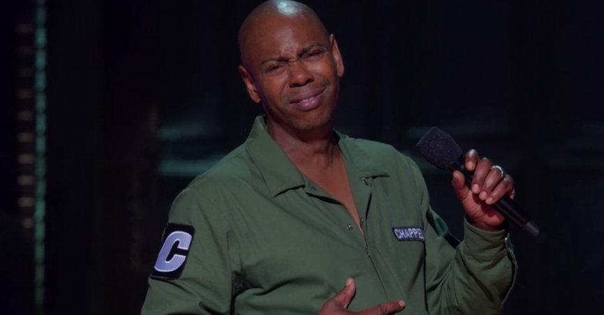 dave chappelle s new netflix special is unnecessarily offensive dave chappelle s new netflix special is