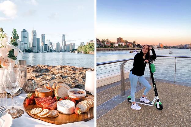 Brisbane dating ideas