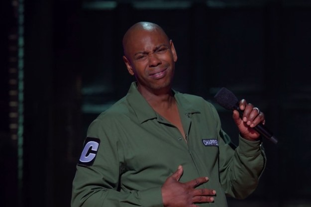 Dave Chappelle Doesn't Need To Punch Down