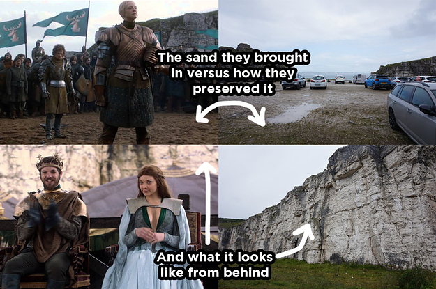 """All The Behind-The-Scenes Tidbits I Learned From The """"Game Of Thrones"""" Tour In Northern Ireland"""