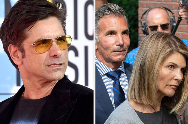 John Stamos Made A New Statement About Lori Loughlin And He Said He Talked To Her The Day The College Admissions Scandal Broke