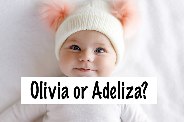 Pick Some Popular Or Unique Baby Names And Find Out How Many