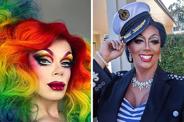 """17 Australian Drag Queens That Need To Be On """"RuPaul's Drag Race"""" Right Now"""