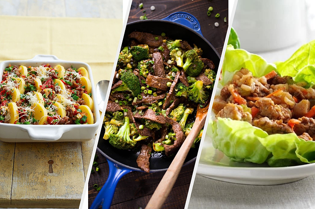 25 Weeknight Recipes That Are Quick, Easy AND Impressive