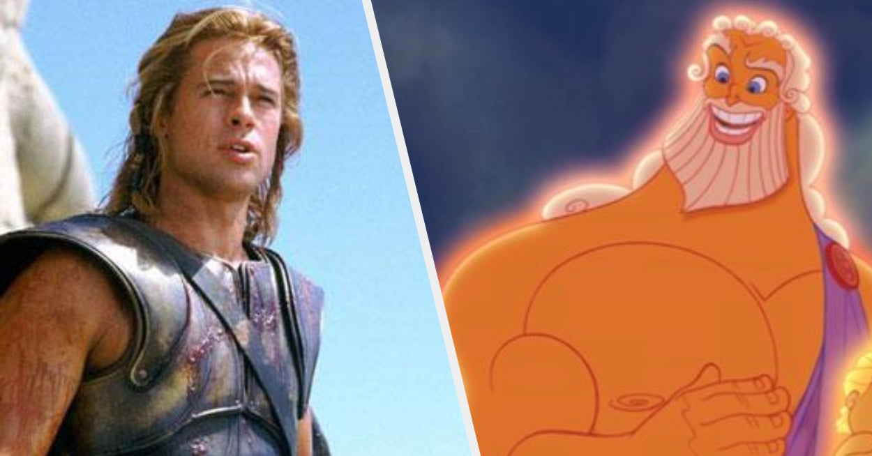 Pretend You're An Ancient Greek Hero And We'll Tell You