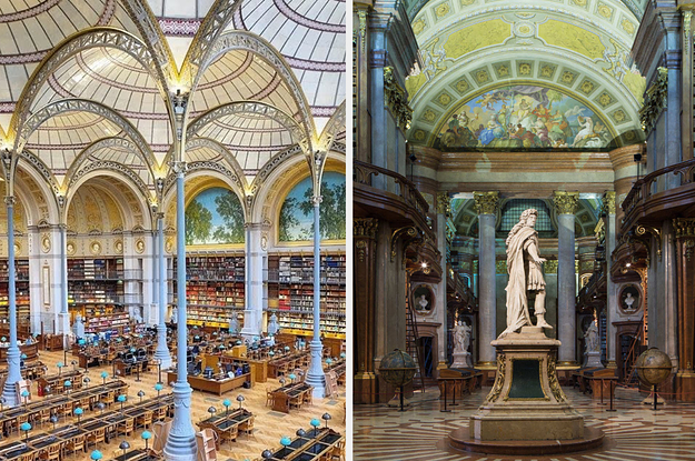 15 Libraries Book Lovers Must See Before They Die