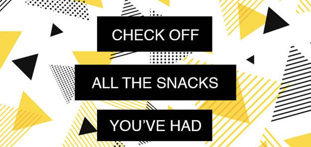 This Snack Quiz Will Separate The Millennials From The Gen Z'ers