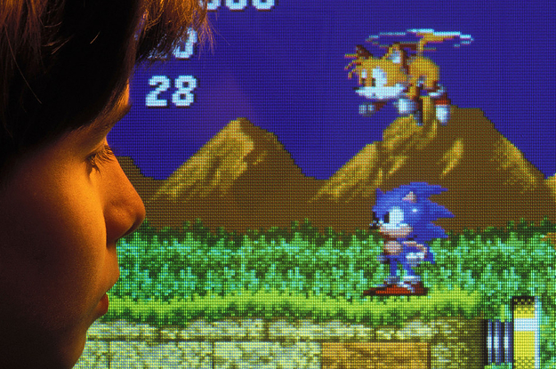 25 Pictures From The History Of Video Games