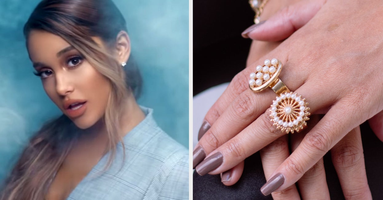 Pick 7 Rings And We'll Give You An Ariana Grande Song To Listen To
