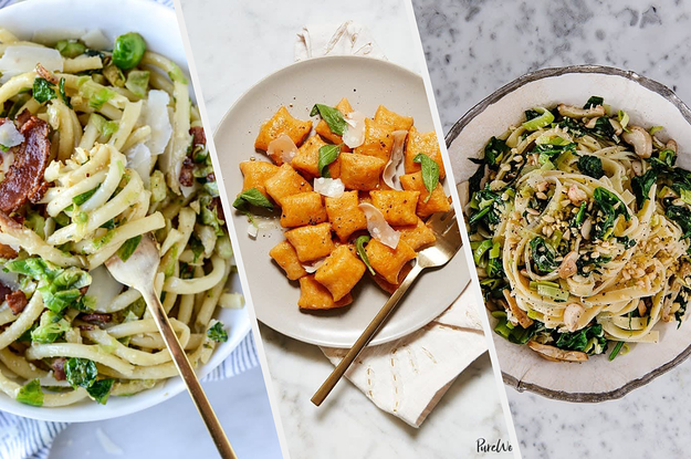 12 Pasta Recipes To Try This Fall