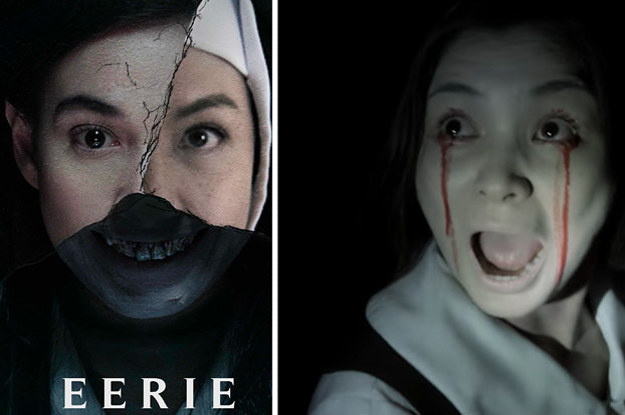 "I Watched ""Eerie"" On Netflix Because It's Supposedly Making People Sleep With The Lights On"