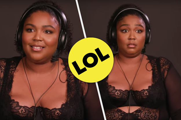 Lizzo Got Horny Listening To #BTS For The First Time, And I Can't Stop Blushing