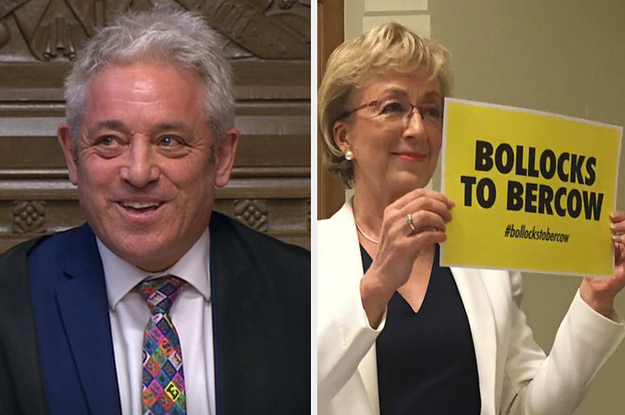 The Brexit Showdown Is Commons Speaker John Bercow's Big Moment