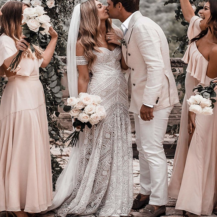 24 Unique Wedding Dresses For People Who Think Outside The Box