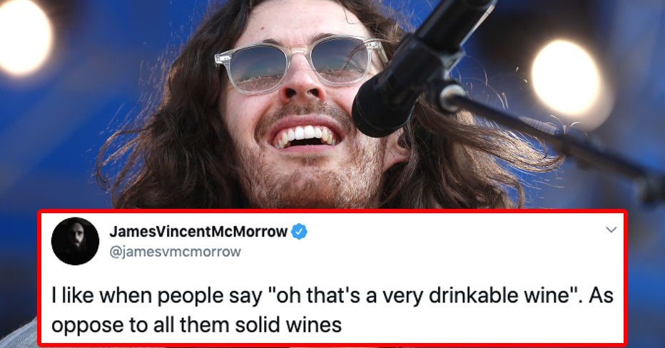 Here Are 28 Pure And Funny Tweets I Found Specifically Because Hozier Liked Them