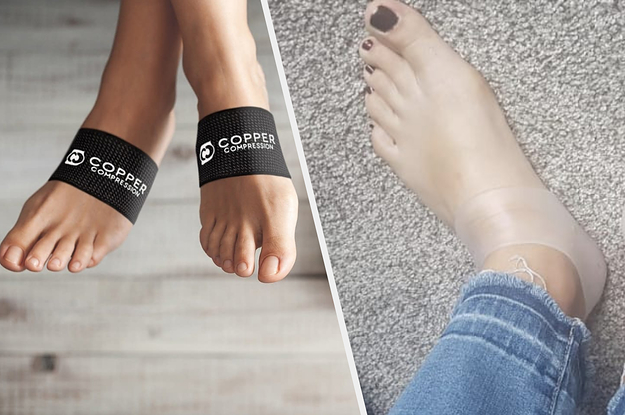 21 Products For Anyone Who Is Hard On Their Feet