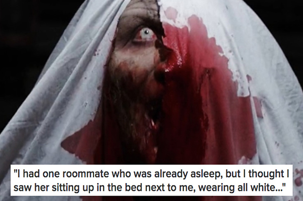 People Are Sharing The Encounters That Made Them Believe In Ghosts, And It's Spooky, Y'all