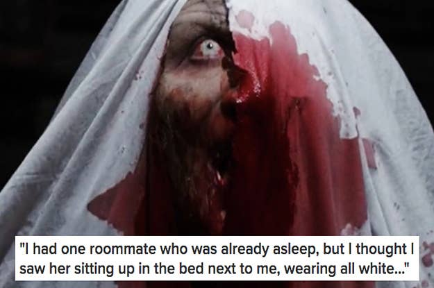 22 Unbelievable But Real Horror Stories That Will Scare The