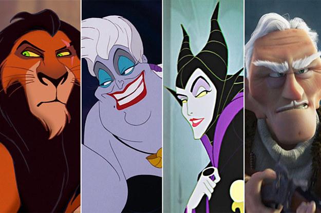 La grandísima mayoría de la gente no puede identificar a estos villanos de Disney, ¿tú sí?