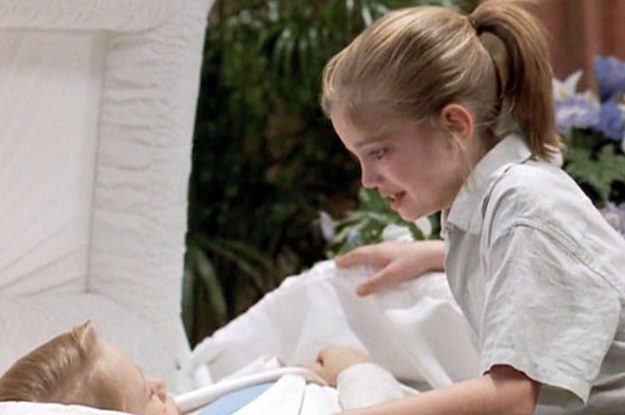 21 Movie Moments That Quite Literally Scarred Us For Life