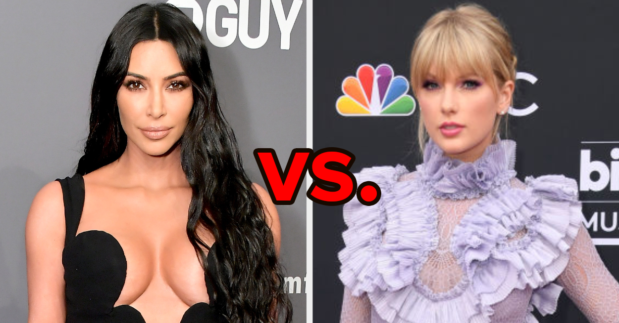 Choose Between These Feuding Celebrities And We'll Tell You What People Dislike About You