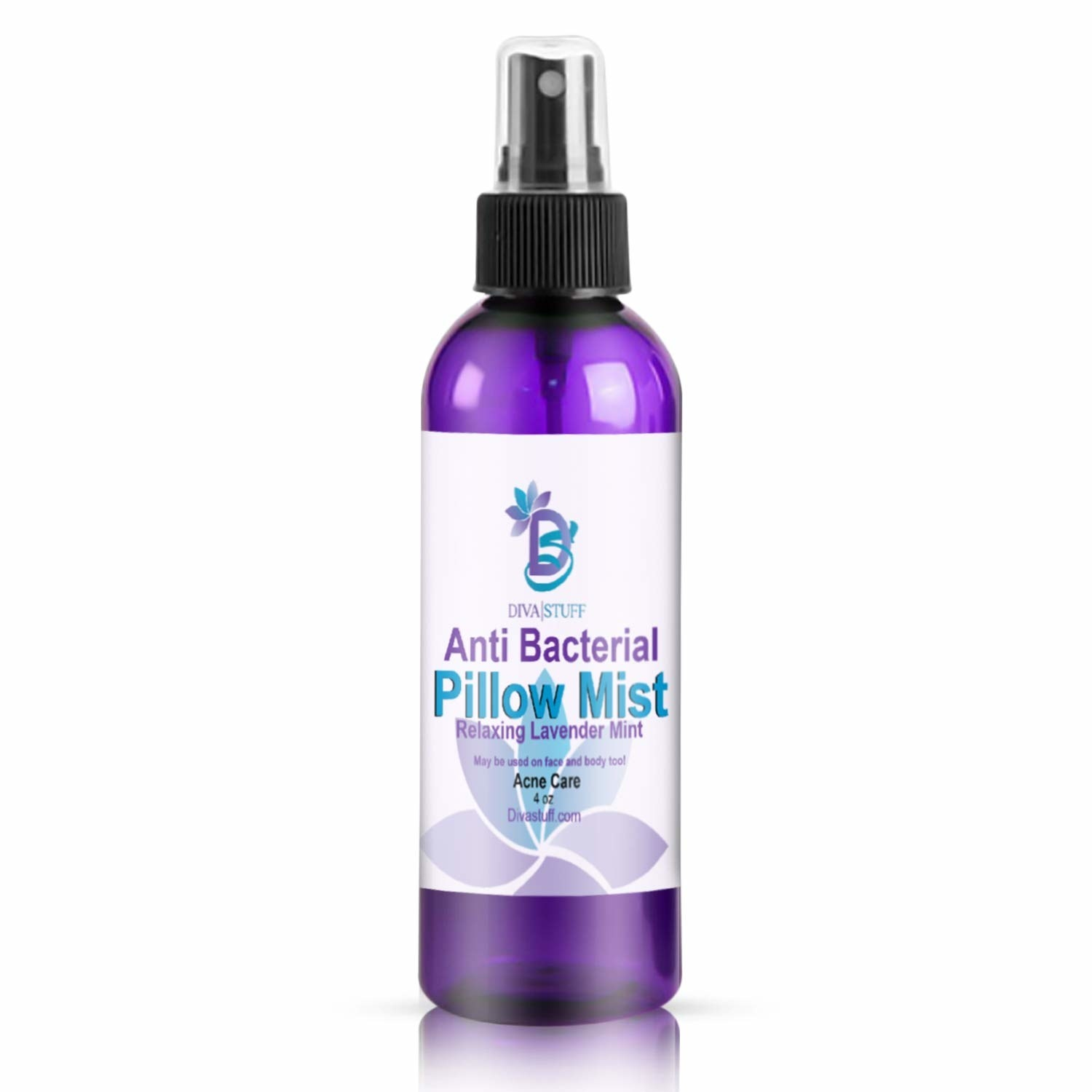 The pillow mist in its bottle