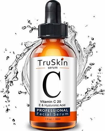 the truskin serum dropper bottle