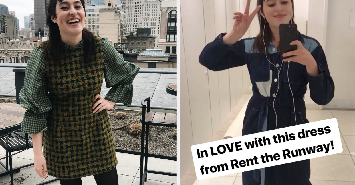Prepare To Be The Best Dressed Person You Know, Because Rent The Runway Is Offering A Big Discount On Their Unlimited Membership
