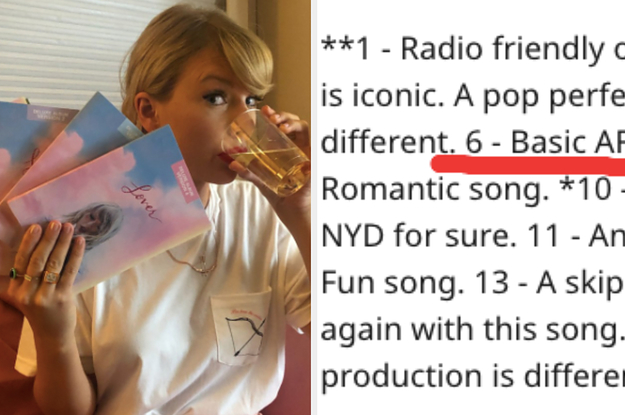 All The Details We Know About Taylor Swift's New Album,
