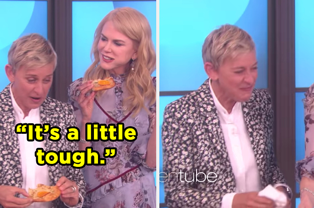 Here Are 15 Ellen Moments That Are So Ellen It Hurts