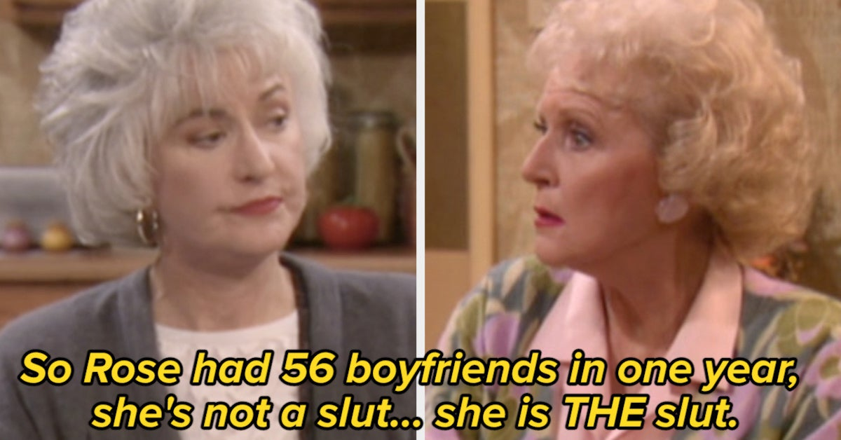 "17 Times ""The Golden Girls"" Had Wayyyy More Sex Than You Ever Could"