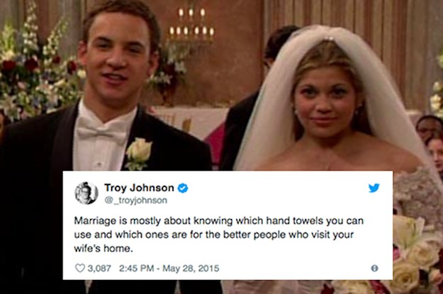 23 Hilarious Husbands Who Tweeted The Truth About Marriage
