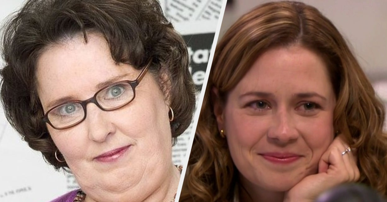 "Which Woman From ""The Office"" Are You?"