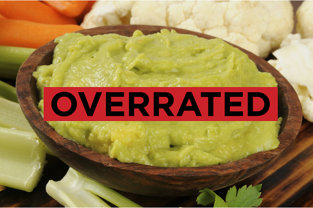 Decide If These Foods Are Overrated ...