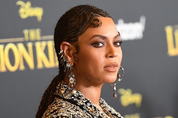 A Ground-Breaking Photo Of Beyoncé Has Been Selected For The Smithsonian National Portrait Gallery
