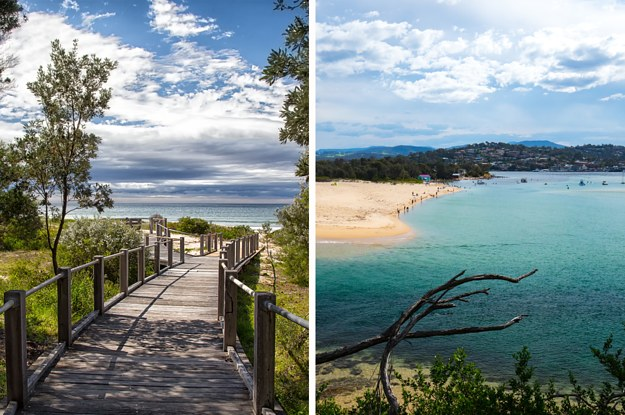 15 Stunning Places On The Aussie South Coast That You Probably Don't Know About