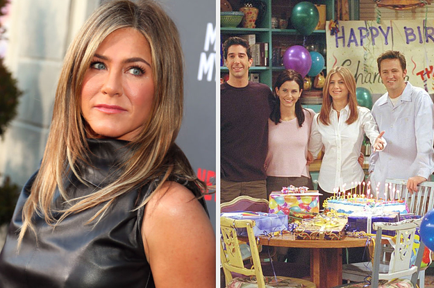 "Jennifer Aniston Opened Up About How Much She Misses ""Friends,"" And Frankly, SAAAAAAAME"