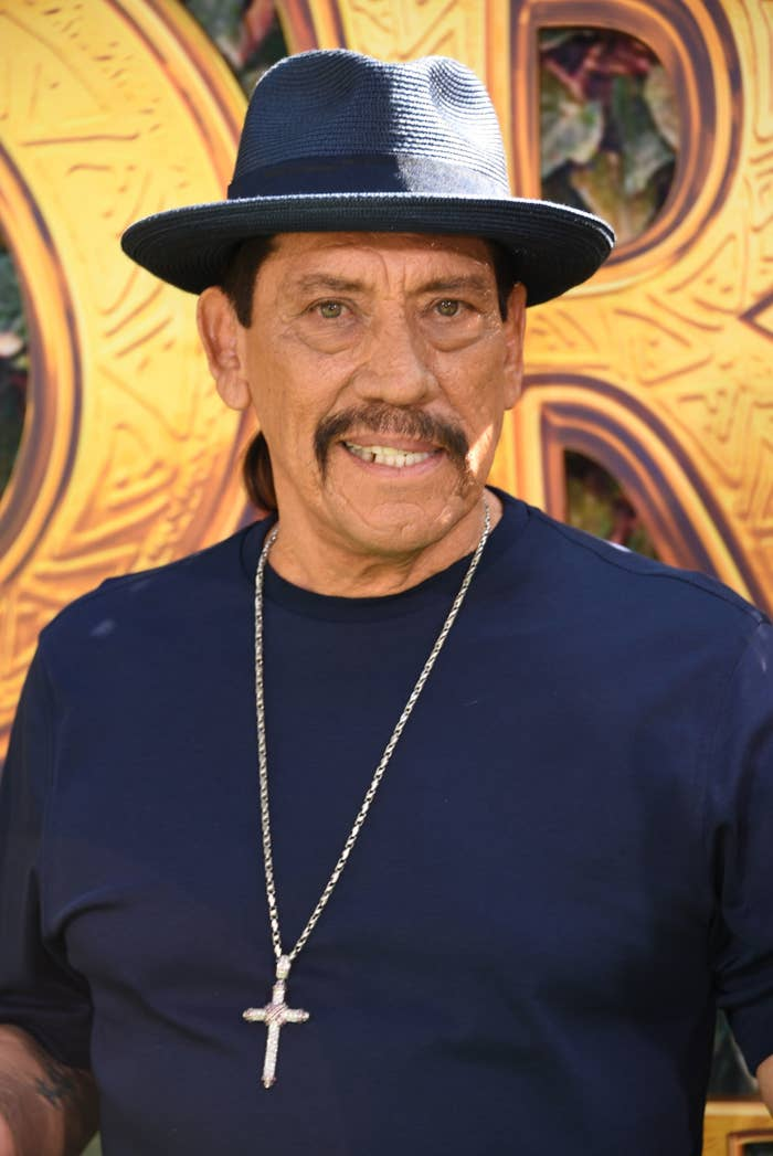 7dbc15eb Danny Trejo Saves Trapped Child From Overturned Car