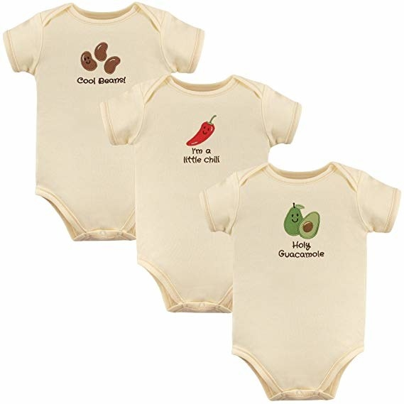TooLoud American Roots Design Baby Romper Bodysuit
