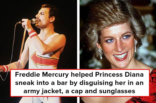 22 Facts About Celebrities That Are Genuinely Wild