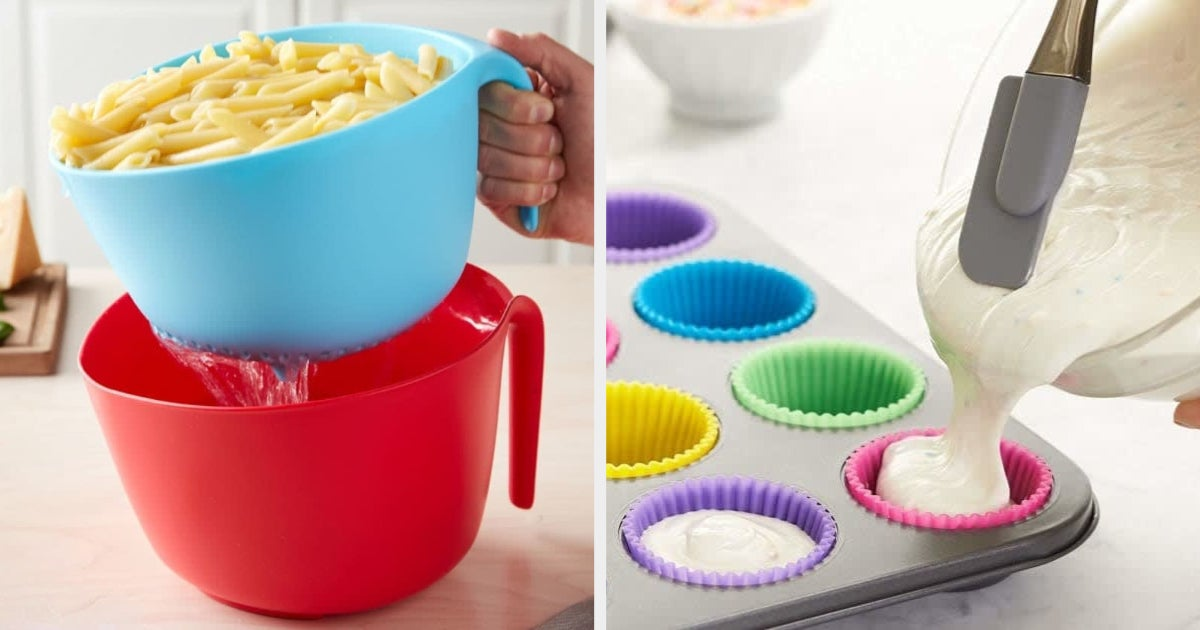 34 Products Anyone With A Kitchen Just Needs To Own Already