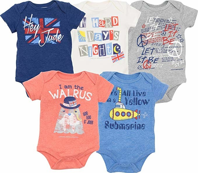 TooLoud The Best Thing to Hold onto in Life is Each Infant T-Shirt Dark