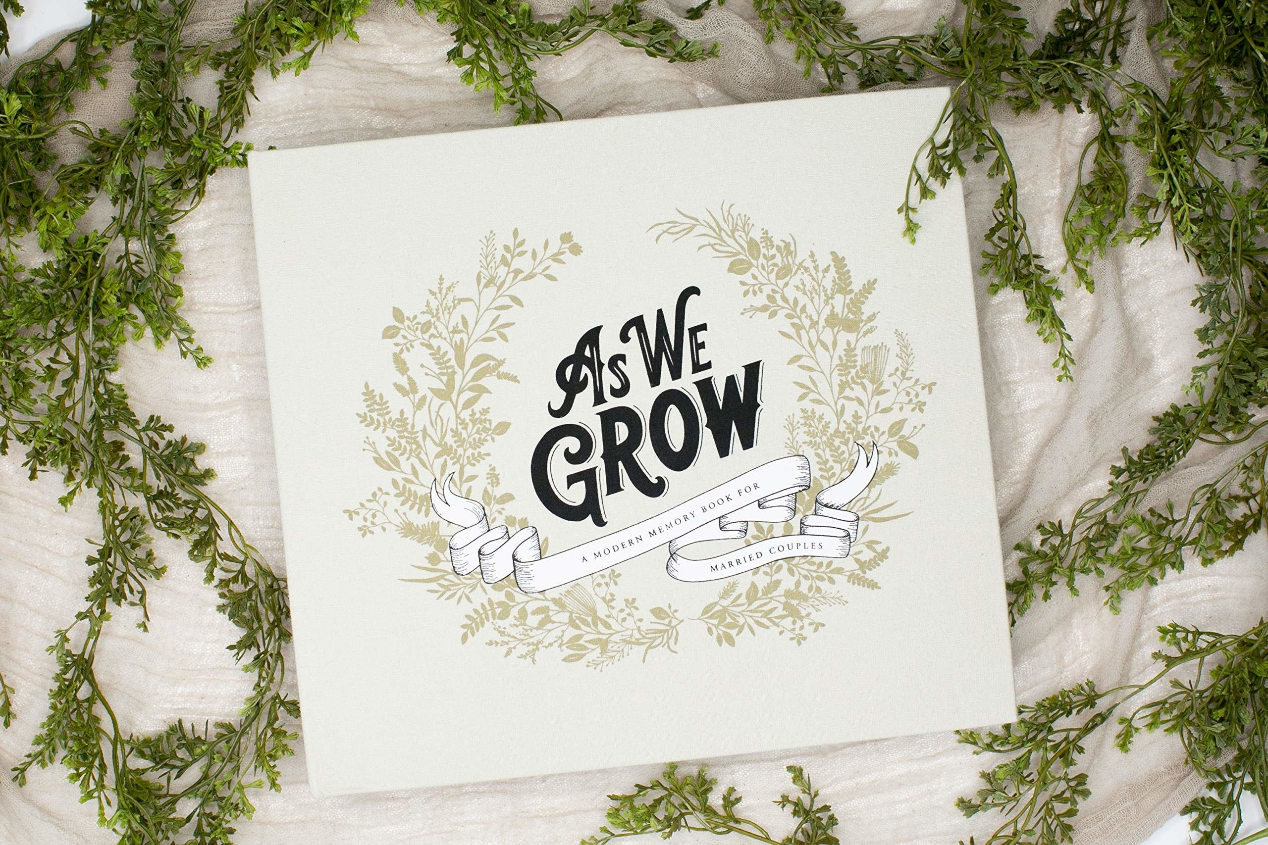 As We Grow cover