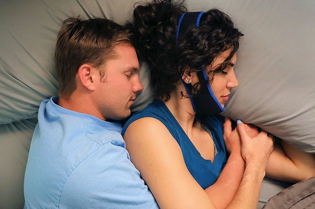 18 Tips That May Help Save Your Relationship From Snoring
