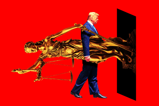 Donald Trump Has Used A Secretive Justice System To Keep Lawsuits Against Him Out Of Court