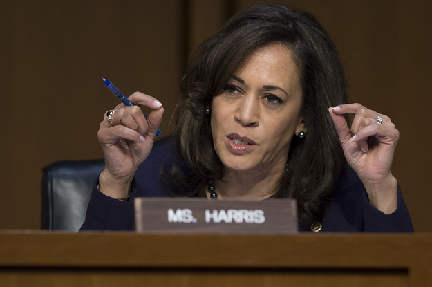 Kamala Harris Has Thrived On The Senate's Most Secretive Committee. Even Republicans Say So.