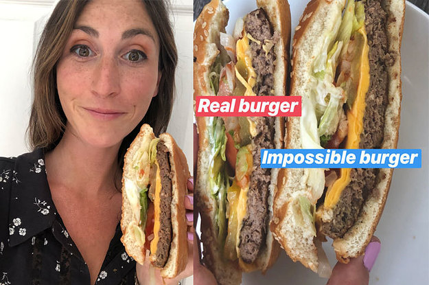 I Tried Burger King's New Impossible Burger, And I'll Never Order Anything Else