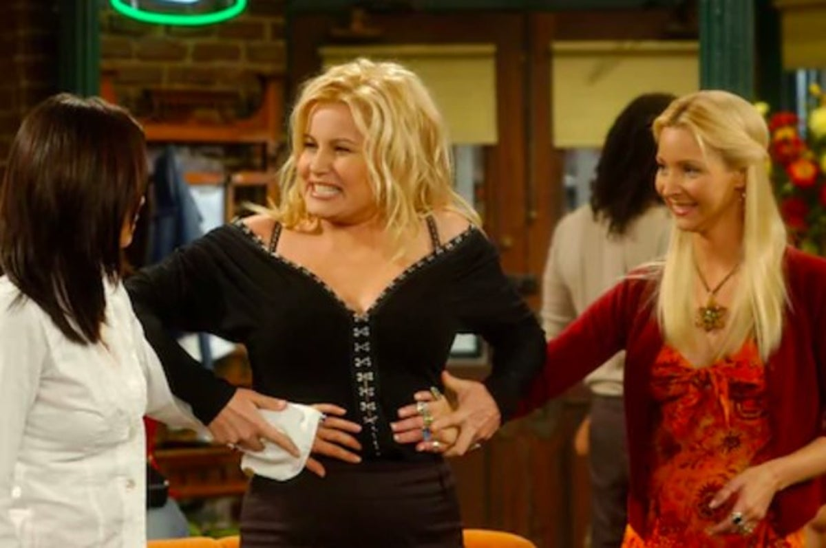 "Jennifer Coolidge Said Her Experience On ""Friends"" Was ""Serious"" And ""Intimidating"""