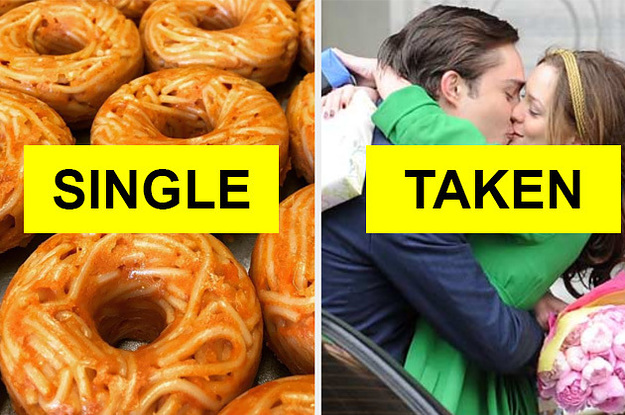 How You Feel About These Hipster Foods Will Reveal Your Current Relationship Status?