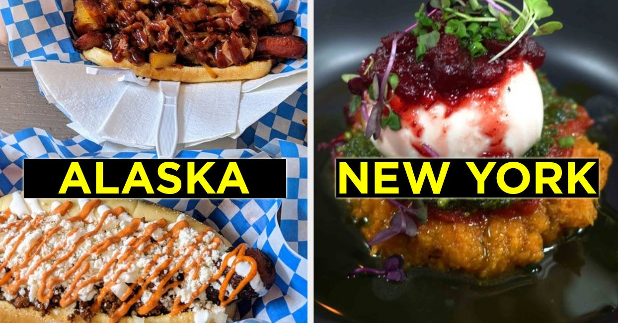 Here's The Best Budget Restaurant In Every State, According To Yelp